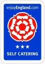 3-star logo from VisitEngland